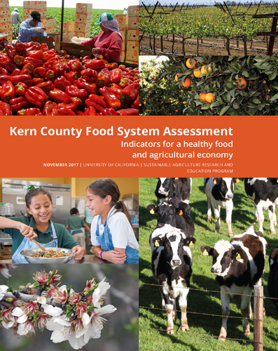 Kern County Food Assesment